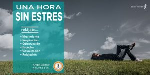 Evento-UnaHoraSinEstres