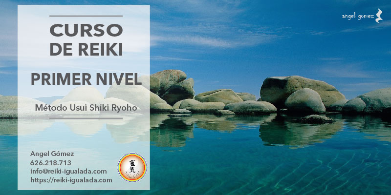 Evento - Reiki Primer Nivel