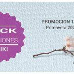 Promoción Reiki Primavera 2021